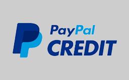 Paypal Credit border=