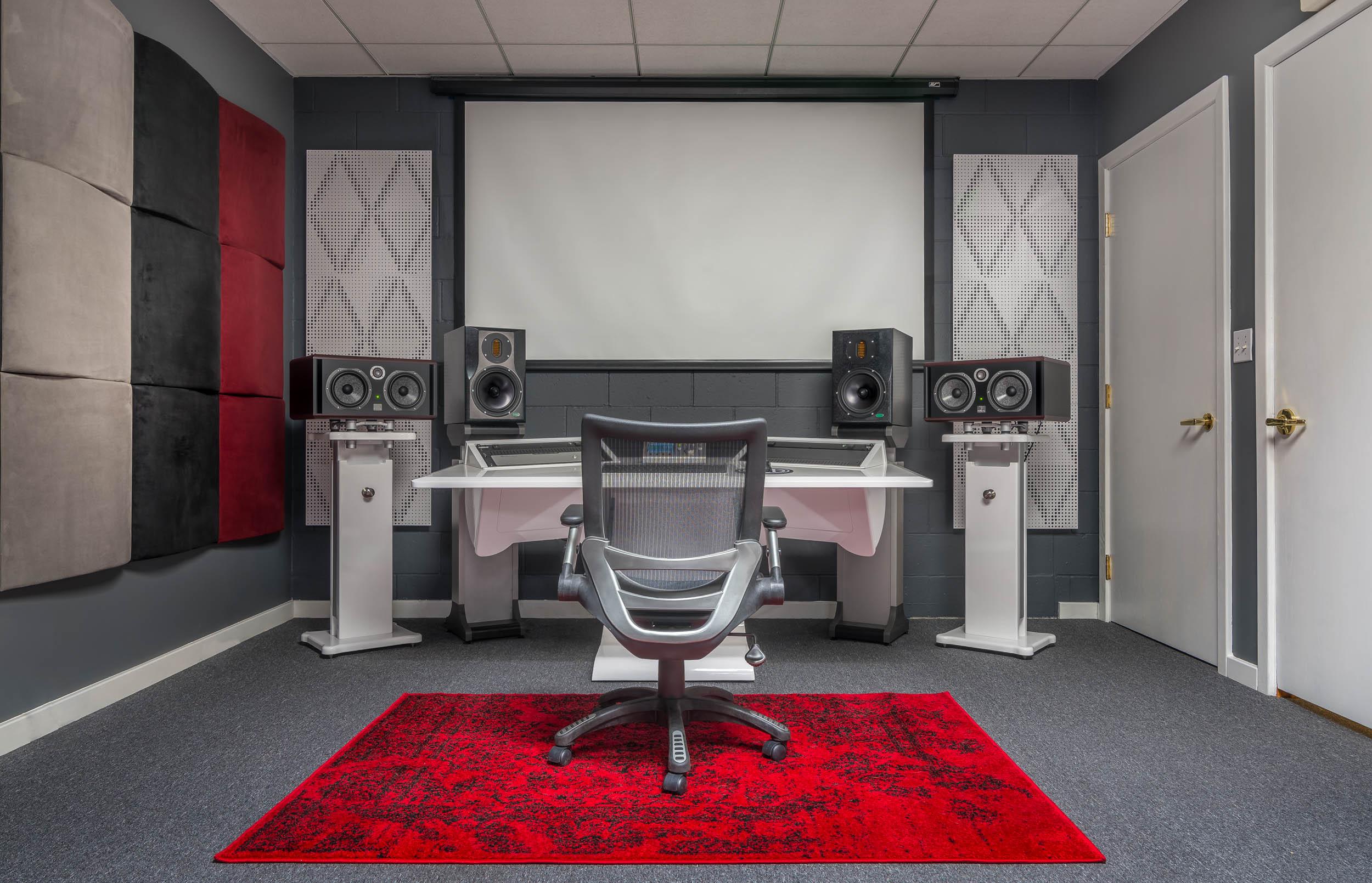 Pro Audio LA Demo Room