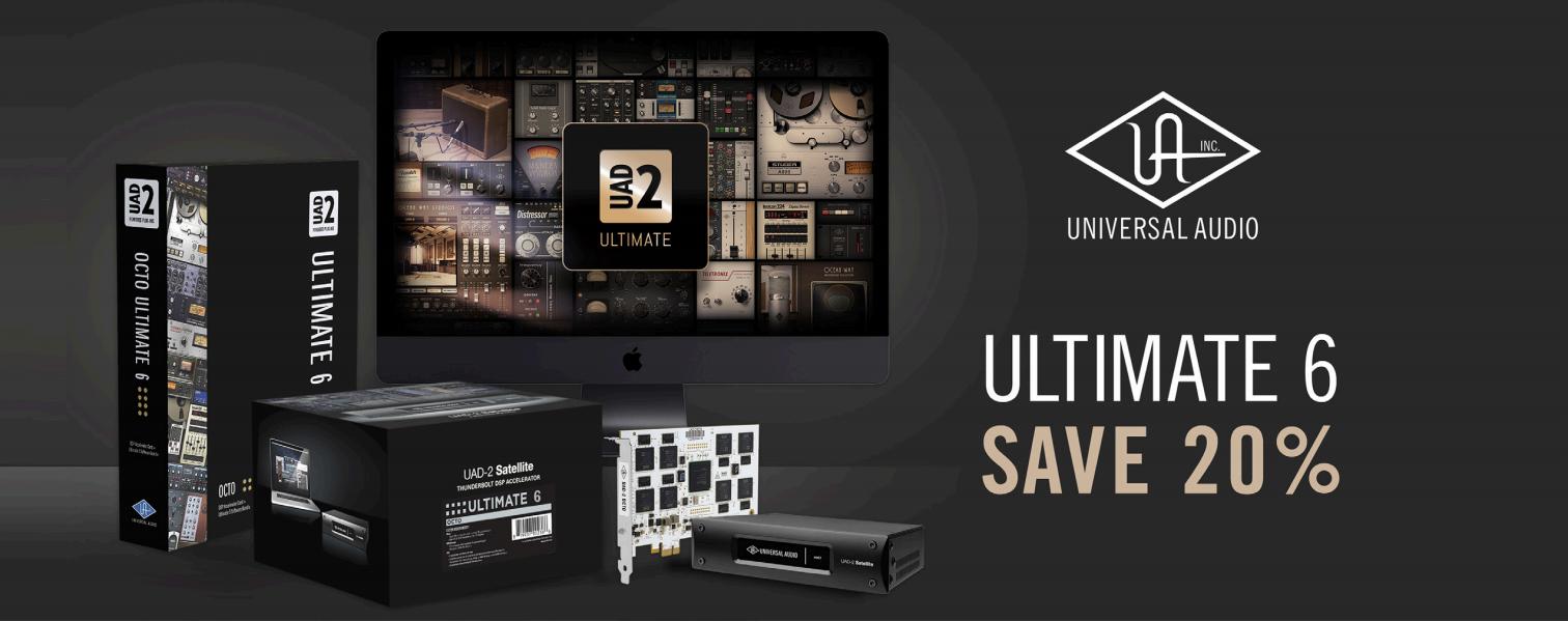 UA Ultimate 6 Sale