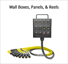 Wall Boxes, Panels, & Reels