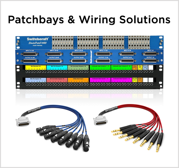 Patchbays and Wiring Solutions
