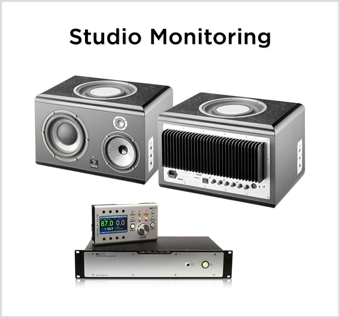 Studio Monitoring