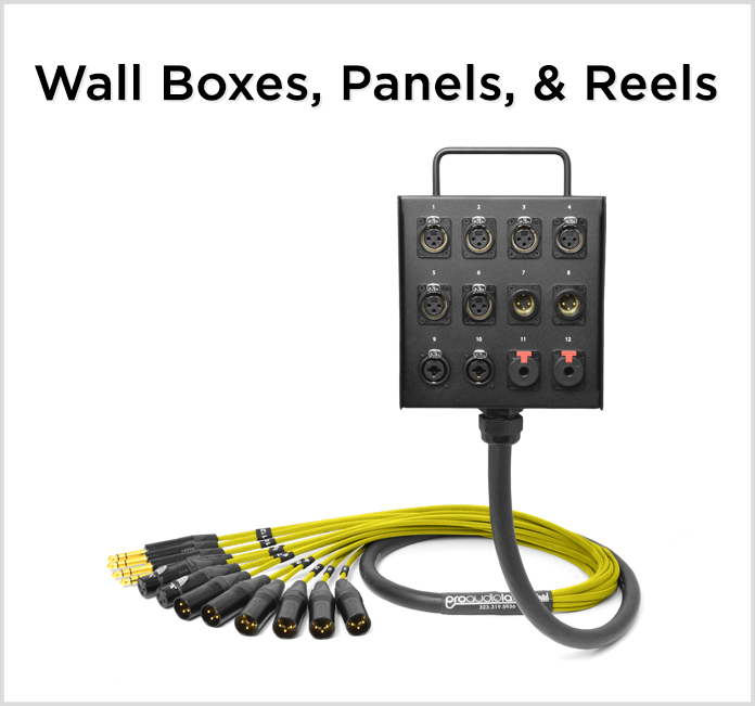 Wall Boxes, Panels, and Reels