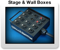 Stage & Wall Boxes
