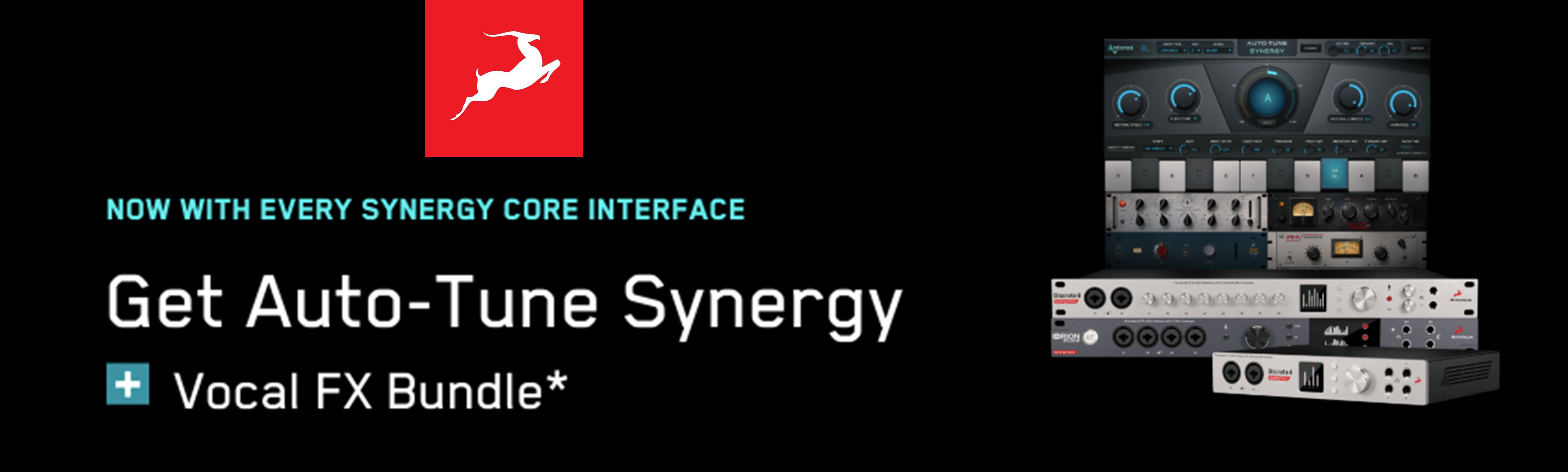 Antelope Synergy Core Sales