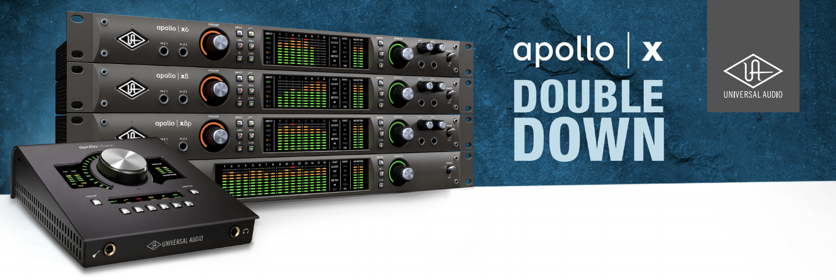 Universal Audio Double Down Program | Pro Audio LA