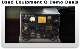 Used Equipment & Demo Deals