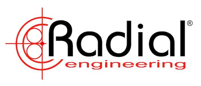 Radial Engineering logo