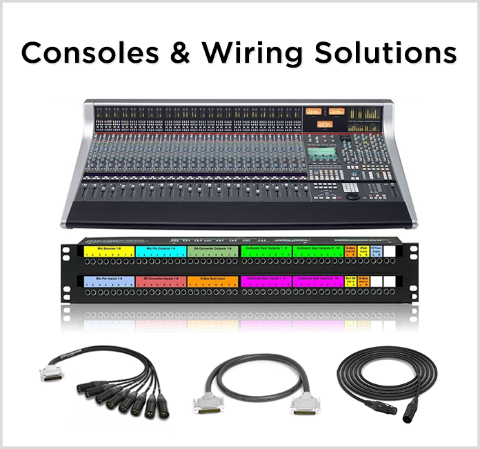 Consoles and Wiring Solutions