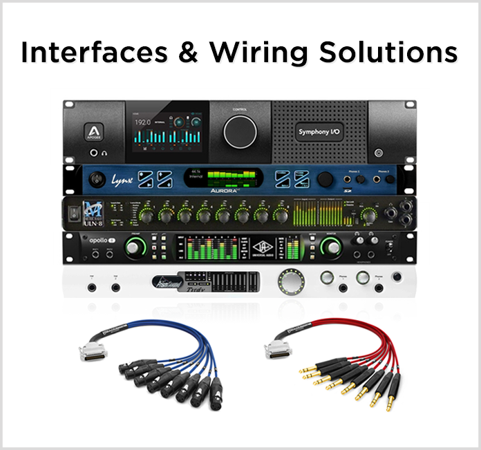 Interfaces and Wiring Solutions