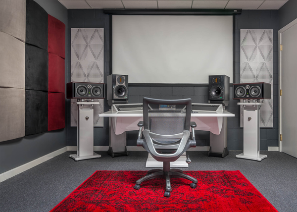 5.1 Surround Sound Room