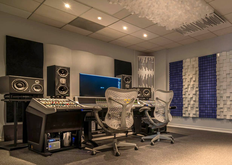 PALA SSL Room