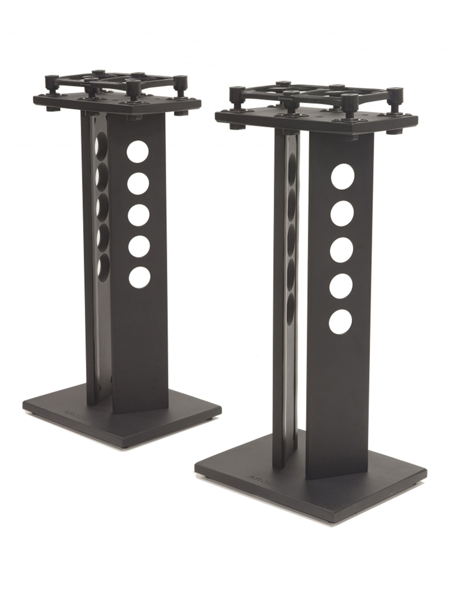 "Argosy Spire 8xi-B Speaker Stands / Monitor Stands - 8"" (Pair"